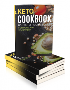 Keto Diet Cookbook eBook with Master Resale Rights