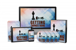 Getting Things Done Video Upgrade Video with Master Resale Rights