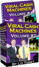 Viral Cash Machines Volume #I eBook with Master Resale Rights