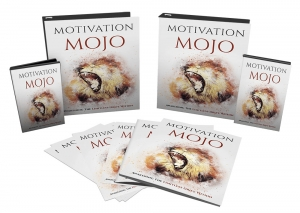 Motivation Mojo Video Upgrade Video with Master Resell Rights