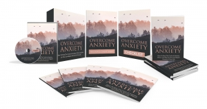 Overcome Anxiety Video Upgrade Video with Master Resale Rights