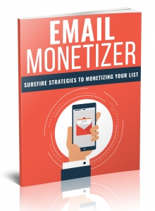 Email Monetizer eBook with Private Label Rights