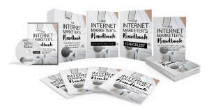 The Internet Marketer's Handbook Video Upgrade Video with Master Resale Rights