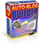 Auto-Blog Builder Software with Resell Rights