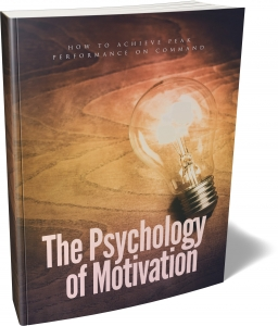 The Psychology Of Motivation eBook with Master Resale Rights
