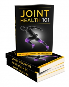 Joint Health 101 eBook with Master Resale Rights