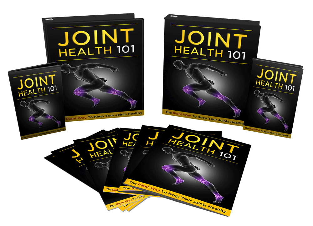 Joint Health 101 Video Upgrade