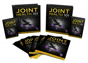 Joint Health 101 Video Upgrade video with Master Resale Rights