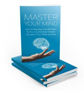 Master Your Mind eBook with Master Resale Rights