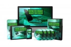 How To Make Money On Fiverr Video Upgrade video with Master Resale Rights