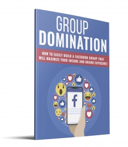 Group Domination eBook with