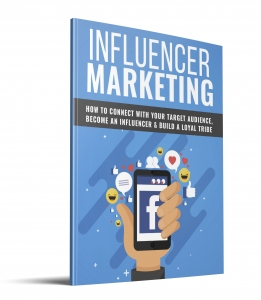 Influencer Marketing eBook with Private Label Rights