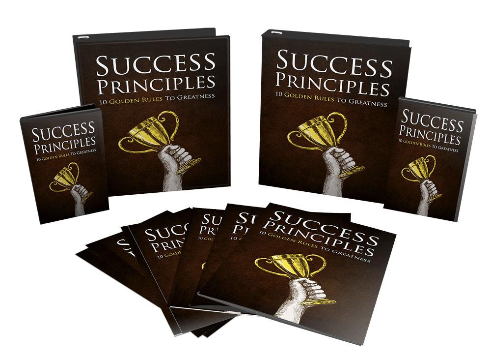 Success Principles Video Upgrade