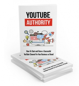 Youtube Authority eBook with Master Resale Rights