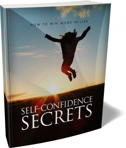 Self Confidence Secrets ebook with Master Resale Rights