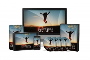 Self Confidence Secrets Video Upgrade video with Master Resale Rights