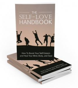 The Self-Love Handbook eBook with private label rights