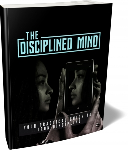 The Disciplined Mind ebook with Master Resale Rights