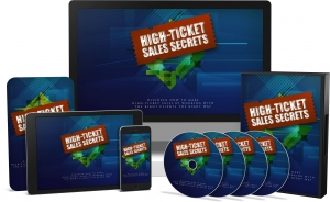 High Ticket Sales Secrets Video Upgrade video with Master Resale Rights