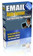 Email Auto Format Software with Master Resale Rights