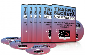 Traffic Secrets Unleashed video with Master Resale Rights