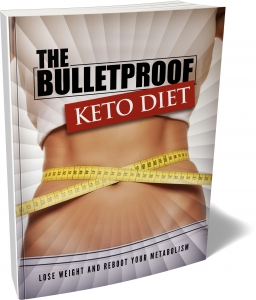The Bulletproof Keto Diet ebook with Master Resale Rights