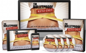 The Bulletproof Keto Diet Video Upgrade video with Master Resale Rights