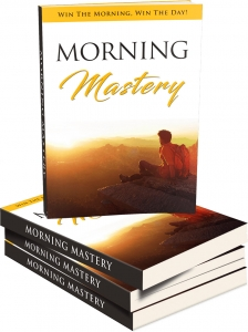 Morning Mastery ebook with Master Resale Rights