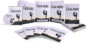 The Calm Mind Video Upgrade video with Master Resale Rights