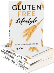 Gluten Free Lifestyle eBook with Master Resale Rights