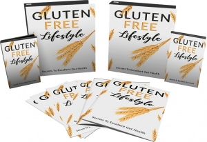 Gluten Free Lifestyle Video Upgrade video with Master Resale Rights