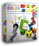 Handy Color Schemer Software with Master Resale Rights