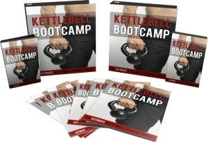 Kettlebell Bootcamp Video Upgrade video with Master Resale Rights