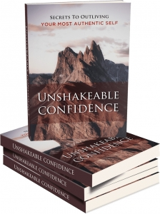 Unshakeable Confidence ebook with Master Resale Rights
