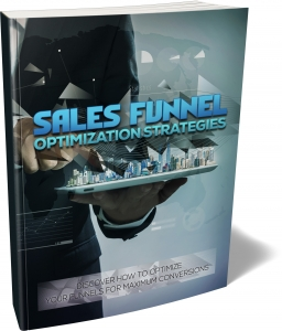Sales Funnel Optimization Strategies ebook with Master Resale Rights