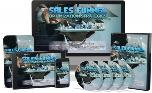 Sales Funnel Optimization Strategies Video Upgrade video with Master Resale Rights