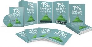 1 Percent Better Every Day Video Upgrade video with Master Resale Rights
