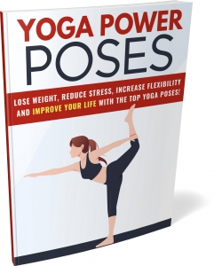 Yoga Power Poses ebook with Private Label Rights