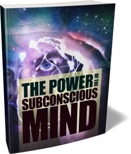 The Power Of The Subconscious Mind ebook with Master Resale Rights