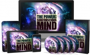 The Power Of Subconscious Mind Video Upgrade video with Master Resale Rights