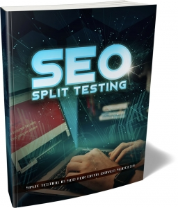 SEO Split Testing eBook with Master Resale Rights