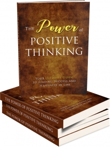 The Power Of Positive Thinking V2 ebook with Master Resale Rights