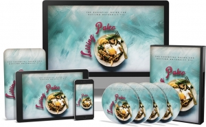 Living Paleo Video Upgrade video with Master Resale Rights