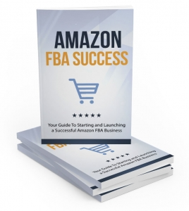 Amazon FBA Success eBook with Master Resale Rights