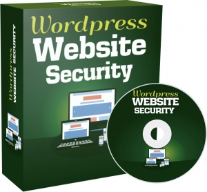 Wordpress Website Security video with Private Label Rights