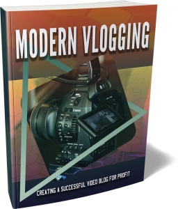 Modern Vlogging eBook with Master Resale Rights