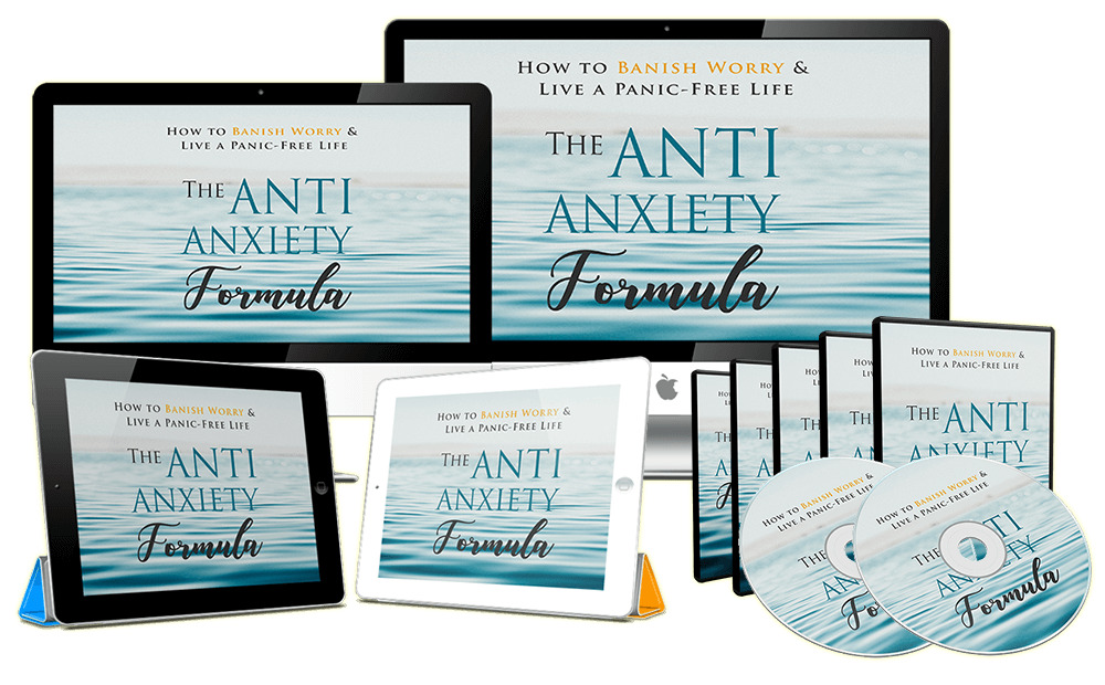 The Anti-Anxiety Formula Video Upgrade