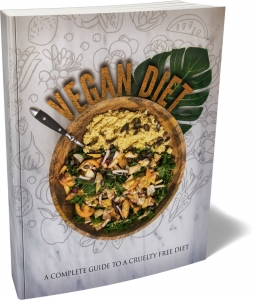 Vegan Diet ebook with Master Resale Rights