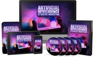Artificial Intelligence In Digital Marketing Video Upgrade video with Master Resale Rights
