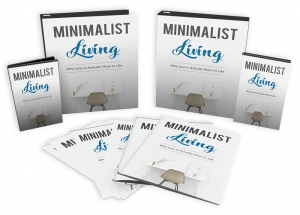 Minimalist Living Video Upgrade video with Master Resale Rights